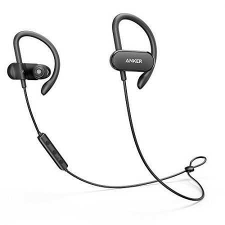 Anker SoundBuds Curve Wireless Headphones, Bluetooth