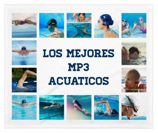los mejores mp3 acuaticos para nadar y estar en piscina
