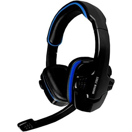 los mejores audifonos de diadema baratos marca Eagle Warrior HS-501