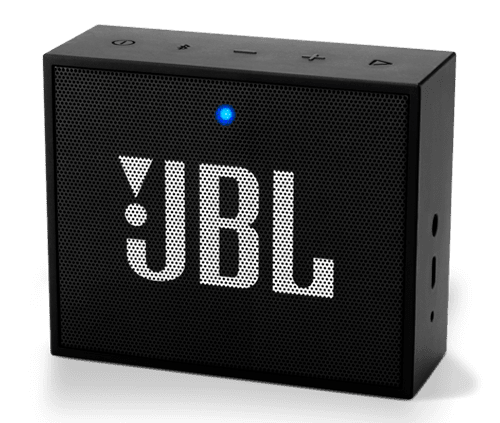 bocina portatil jbl go con conexión bluetooth
