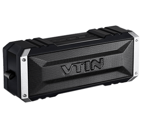 bocina vtin punker con bluetooth inalambrico potencia de 20w