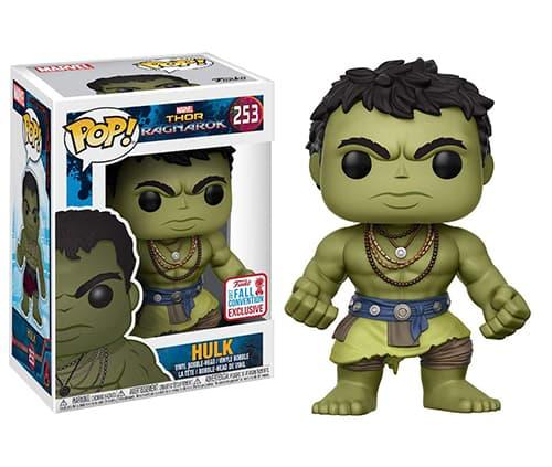 funko pop thor hulk