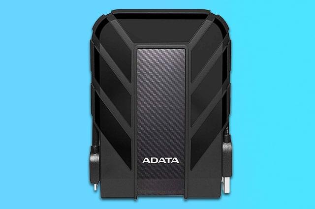 mejor disco duro externo portatil de 1tb contra golpes marca adata que puedes comprar a buen precio en amazon mexico