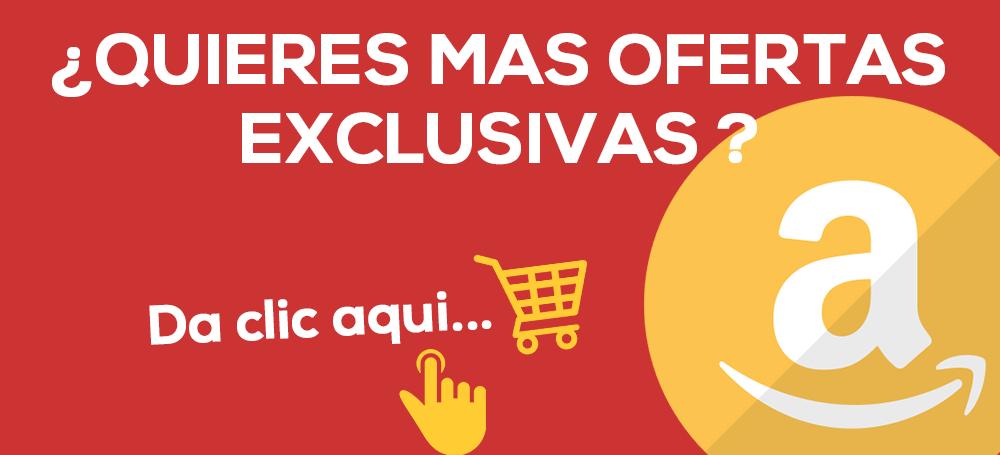 si quieres mas ofertas en amazon mexico da clic!