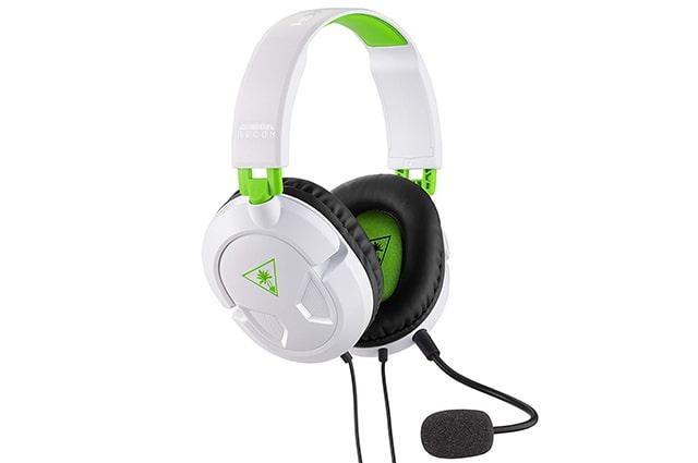 los Turtle Beach Ear Force Recon son los mejores audifonos para xbox one, tambien los puedes usar en pc