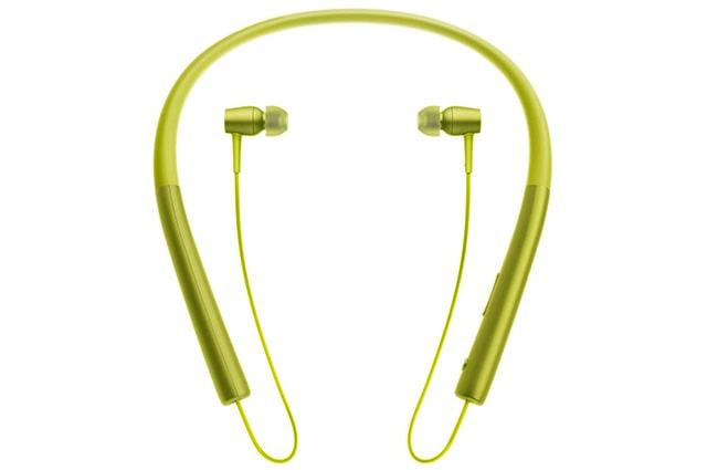 estos son los mejores audifonos inalambricos con manos libres tipo in ear de la marca sony compatibles con pc, celulares, iphone, tablets ofrecen larga duracion de la bateria