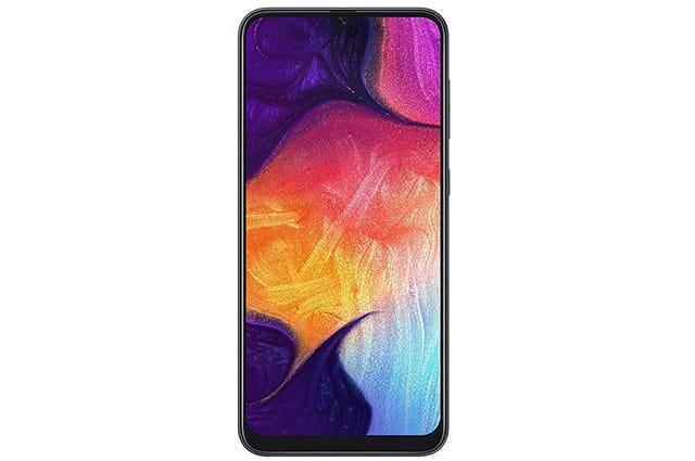 el celular Samsung Galaxy A50 es uno de los mejores celulares para selfie que puedes adquirir, tiene buenos mega pixeles para tomar tus fotos favoritas