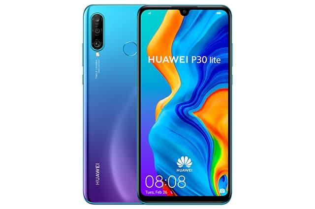 el celular Huawei P30 Lite es uno de los celulares con mejor camara frontal y trasera, ademas su precio es muy accesible, puedes tomarte tus selfies favoritas con gran calidad