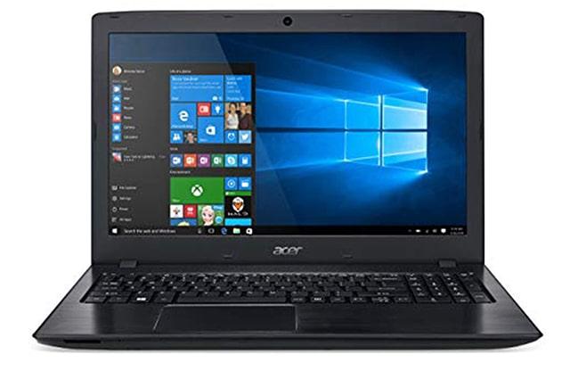laptop para trabajo basico acer