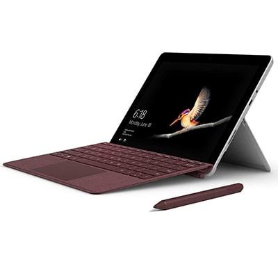 laptop 2 en 1 microsoft surface go con procesador intel pentium gold