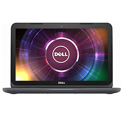mini laptop dell inspiron de 11 pulgadas con windows 10 color negra