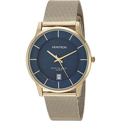 reloj de pulsera formal de hombre marca armitron, analogo